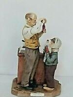 Vintage Norman Rockwell Magic Potion Figurine - 1978 - LNIB