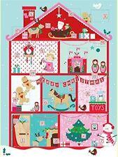 Rachel Ellen Festive House Christmas Advent Calendar