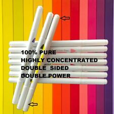 Food Colouring Cake Decorating Edible Ink Icing Pens Double Sided - 29 colours