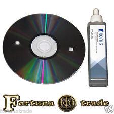 Reinigungs Nass Trocken Laser Linsen Reiniger 3D Blu-Ray DVD Laufwerk CD Player
