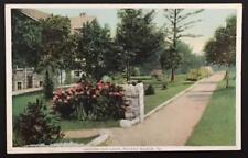 Around the Loop Pocono Manor Pa Photostint Detroit Publ Co