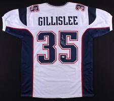Mike Gillislee Signed New England Patriots Jersey (JSA)