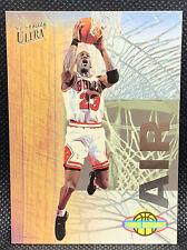 1993-94 Fleer Ultra Basketball Michael Jordan Famous Nicknames Insert Card AIR