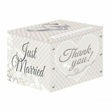 Sammel-Box Hochzeit, weiß, 1 Stück