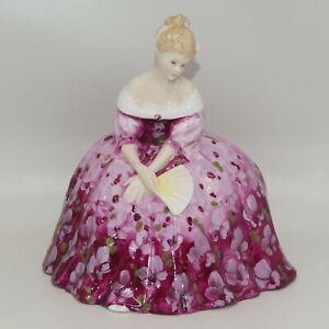 Royal Doulton figurine Victoria HN2471   Peggy Davies   UK made   Mint