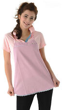 OurSure Anti-Radiation Protective Shield Maternity Tee Pink M 8901920