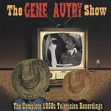 The Gene Autry Show: The Complete 1950s Television Recordings  3 CD Box Set