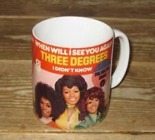 The Three Degrees When Will I See You Again Advert MUG
