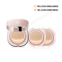 OHUI Miracle Moisture Chiffon Cushion Refill, Product, Set SPF50+ PA+++ 15g