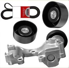 DAYCO BELT TENSIONER ASSEMBLY & DRIVE BELT & IDLE PULLEY 2007-2012 LEXUS ES350