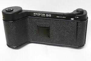 Mamiya 6x9 Magazin Rollfilm Adapter / Kassette für Mamiya Press