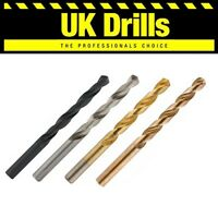 1 x HSS,TITANIUM (TIN),GROUND,COBALT - QUALITY JOBBER DRILL BITS - LOWEST PRICE