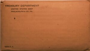 1956 U.S. Mint Set, P.C.