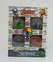 Marvel Avengers Bath Putty Soap Set Gift