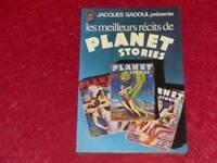 [BIBLIOTHEQUE H. & P.-J. OSWALD] PLANET STORIES Meilleurs récits SF FANTASTIQUE