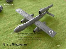 """V-1 """"Blitzwotan""""          1/72 Bird Models Resinbausatz / resin kit"""