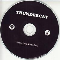THUNDERCAT Friend Zone 2017 UK 1-trk promo test CD