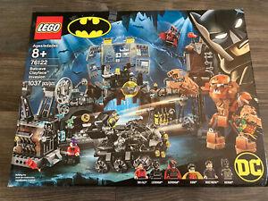LEGO 76122 DC Batman Batcave Clayface Invasion (Sealed)