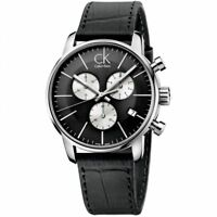 Calvin Klein K2G271cx Calvin Klein Black Dial Men's Watch