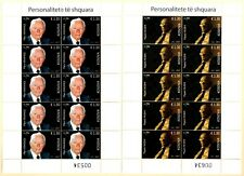 Kosovo Stamps 2017. Distinguished: Scientist, psychologist. Sheet MNH