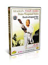 Shao Lin Damo Weaponed Series - Duck-shaped Fist by Yan Zhenfa Dvd