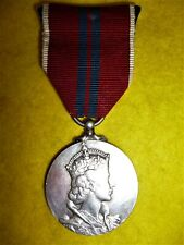Queen Elizabeth II Coronation Medal 1953, EF condition,  Guaranteed genuine.