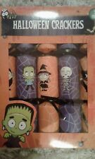 HALLOWEEN crackers x 10 party dinner table children decorations box scary fun