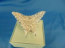 Mariposa Silver Butterfly Bottle Stopper # 2835 elegant cork housewarming gift