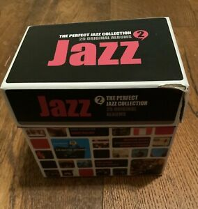 The Perfect Jazz Collection 2  Chet Baker Thelonious Monk 23xCD Box Set NM