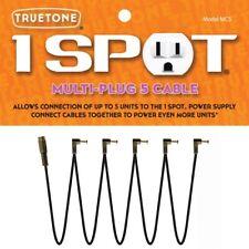 Truetone (Visual Sound) One Spot Multi-Plug 5 Cable MC5 | For 1Spot