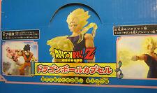 Dragon Ball Z Series 4 Trading Figures Full Box of Orange Capsules - Funimation