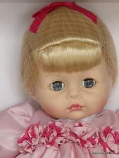 New Madame Alexander ~ Retired ~ Raspberry Roses ~ Pussycat Doll
