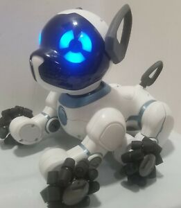 WowWee Trainable CHiP Toy Interactive Pet Play Puppy - Robot Dog Only Works