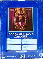 BOBBY WHITLOCK Raw Velvet  NEW SEALED 8 TRACK CARTRIDGE