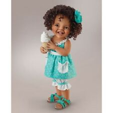Giggles and Curls Doll - What Little Girls Are Made Of Ashton Drake