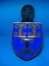 PORTUGAL PORTUGUESE ESTADO MAIOR DO EXERCITO MILITARY BADGE 48mm