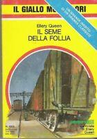 Il seme della follia - Ellery Queen