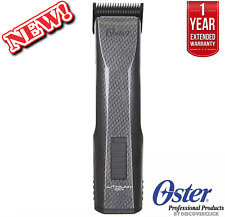 NEW Oster Professional 76550-100 Octane Cordless Trimmer Clipper 1 Year Warranty