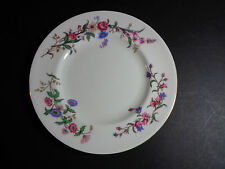 "WEDGWOOD 7"" SIDE PLATE DEVON SPRAYS REPLACEMENT CREAM TEA PARTY (ref63)"