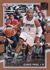 Chris Paul 2017-18 PANINI DONRUSS Basket Cox, #52