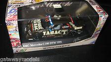 MINICHAMPS 1.43 AMG MERCEDES C180 DTM 1995 J V OMMEN #3 PRESENTATION CAR