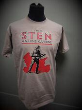 New Limited Edition - Sten Gun T-Shirt  M / L / XL All sizes