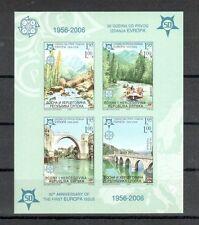 Bosnien + Herzegowina Michelnr Block 13B postfrisch (intern: 50 Jahre Cept: 23)