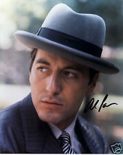 AL PACINO - GODFATHER AUTOGRAPH SIGNED PP PHOTO POSTER