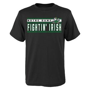 Outerstuff NCAA Youth (4-20) Notre Dame Fighting Irish Regeneration Tee Shirt