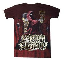 Men Absolute 100% Cotton T-shirt Sz.M Vtg Tattoo Dark Legend  ( i113)