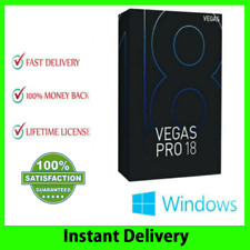 Magix Sony VEGAS Pro 18 Professional Video Editor ✔️Fully Activated  + gift 🎁