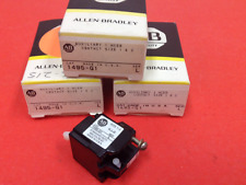 Allen-Bradley - Catalog #1495-G1 - Auxiliary Contact - Lot of Three (3) - NEW