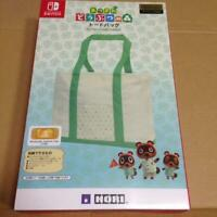 Official Nintendo Switch HORI ANIMAL CROSSING Tote Shoulder Bag From JP