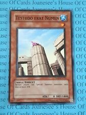 Testudo erat Numen TSHD-EN032 Short Print Common Yu-Gi-Oh Card (U) New